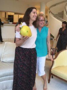 Sandra Armstrong President of Sof Ma'arav