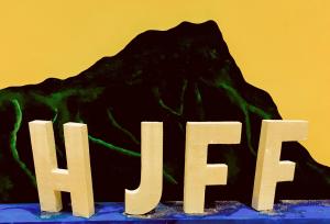 Honolulu Jewish Film Festival (HJFF) Logo