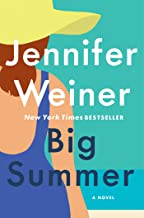 Book cover Big Summer