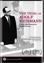 Trial Eichmann DVD Cover