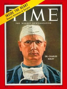 Time Magazine Cover Dr. Charles Bailey