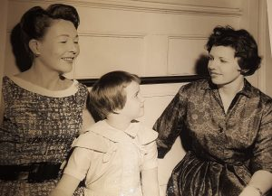 Sandra Z. Armstrong and Family