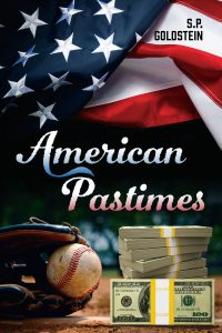 American Pastimes Book Cover