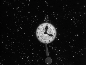Twilight Zone Clock