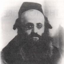 Rabbi Kalonymos Kalmish Shapira