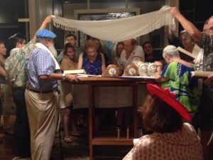 Sof Ma'arav Simchat Torah October 12, 2017